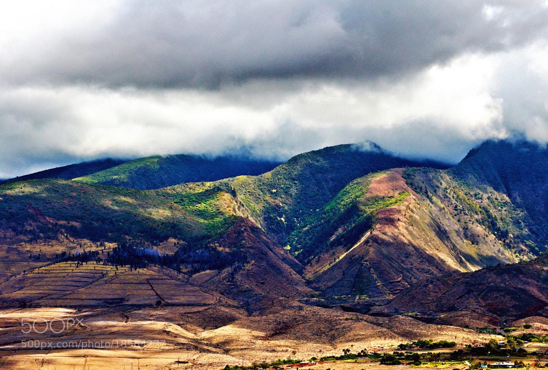 Photograph Maui Hillside by Ron Becker on 500px