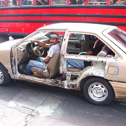 GUATEMALA (Guatemala) - Carro del año