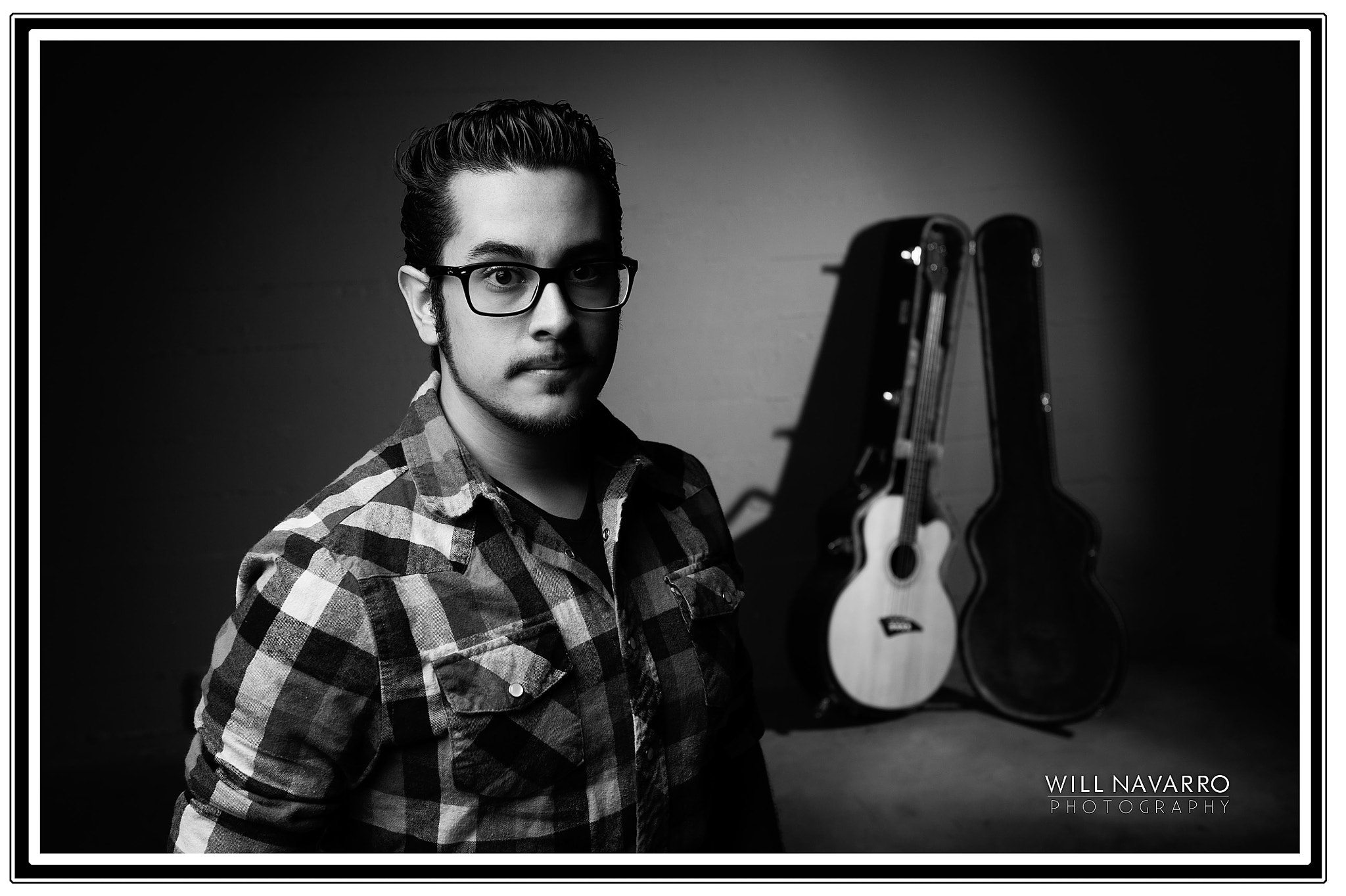 Photograph Studio Musician by Will Navarro | Photography on 500px