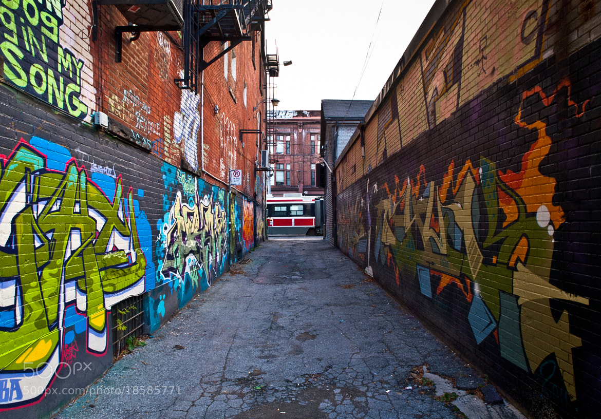 Photograph Way Out to Hope Street by Colin Whittaker on 500px