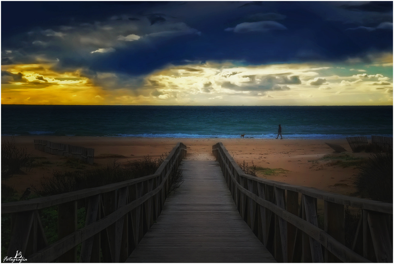Photograph By the sea by Manuel Lancha on 500px