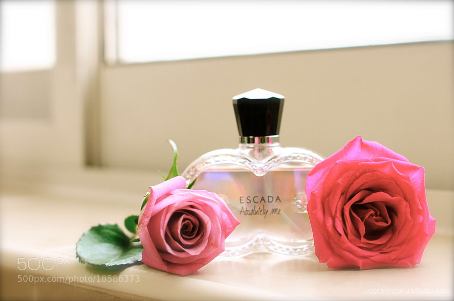 Photograph ESCADA Perfume by Leena'z Anilzam on 500px