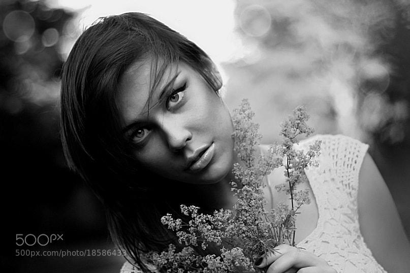 Photograph Julia Vladimirovna by Andrey Karasyov on 500px