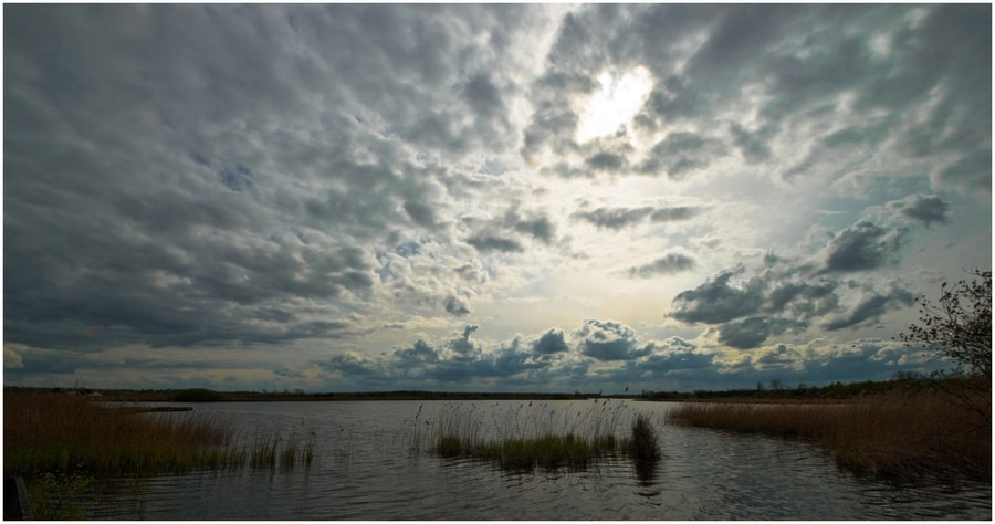 Photograph Dark Cloudy Day by Cor Pijpers on 500px