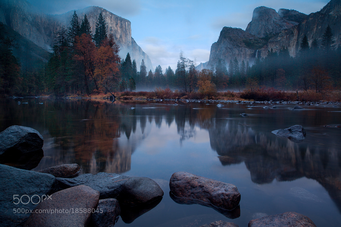 Photograph Autumn in the Valley by Joe Ganster on 500px