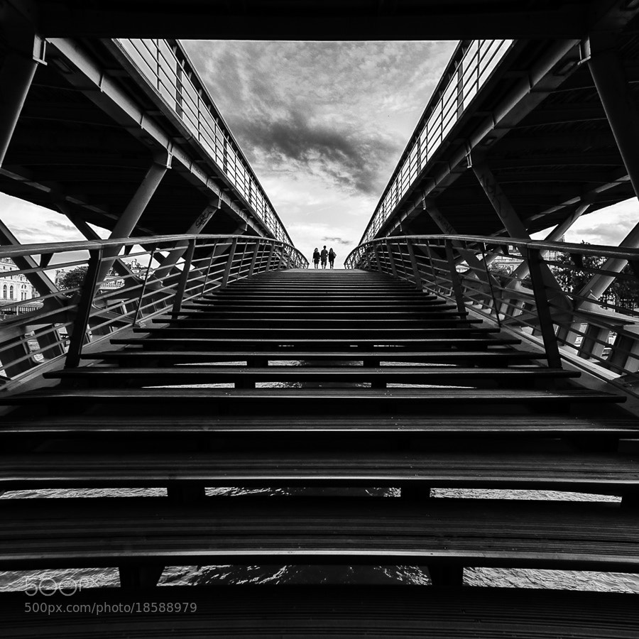 Photograph Stairway to heaven by Mr F on 500px