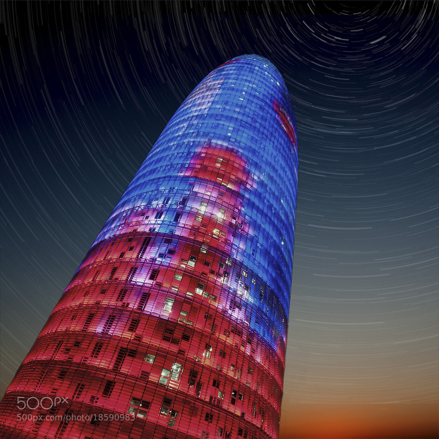 Photograph Barcelona superstar by Francisco García Ramírez on 500px