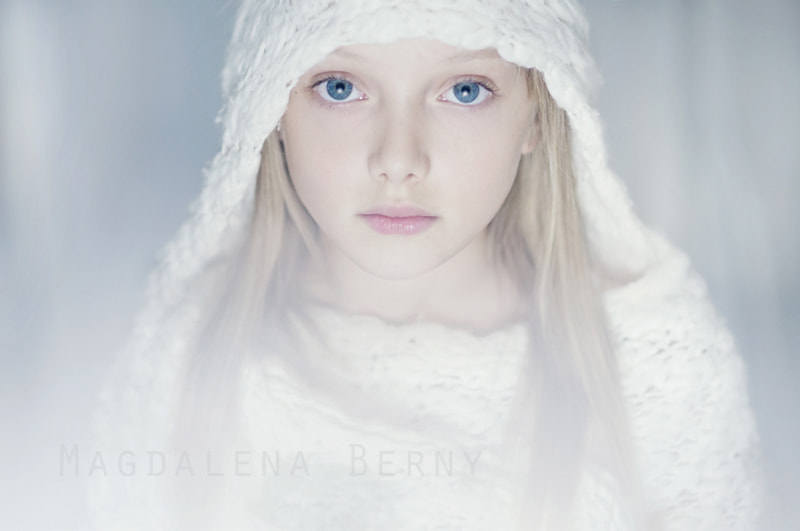 Photograph Winter by Magdalena Berny on 500px
