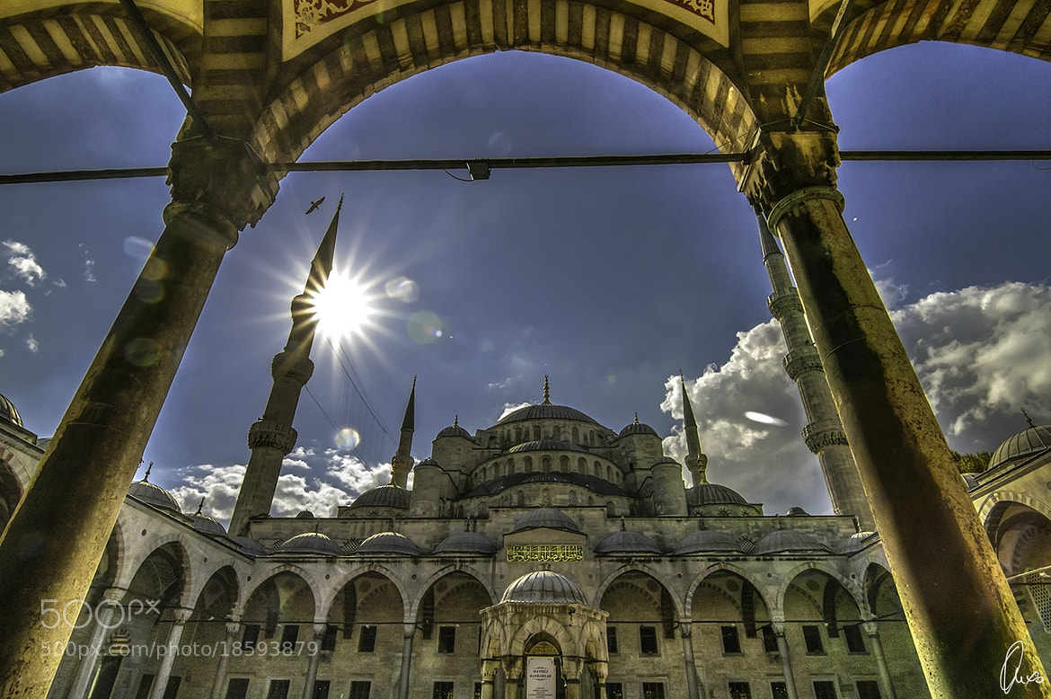 Photograph Sultan Ahmet Camii by Ángel Sánchez García on 500px