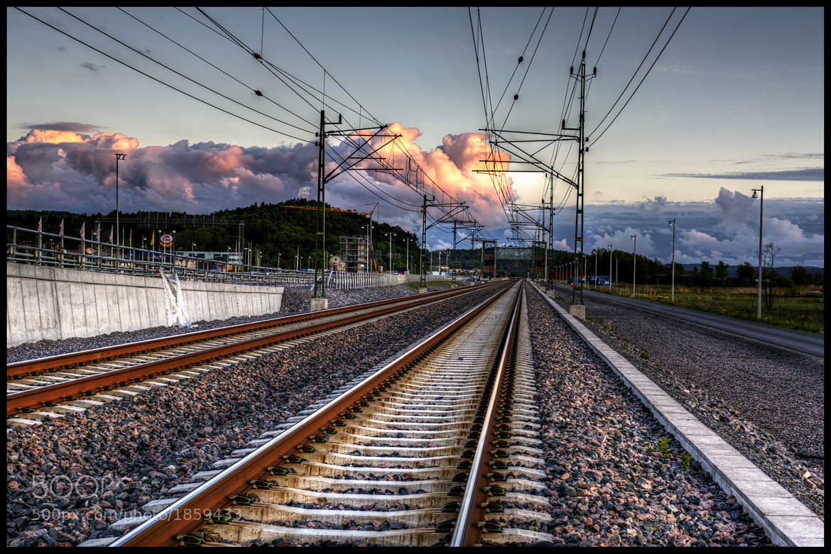 Photograph Back on Track by Johan Bengtsson on 500px