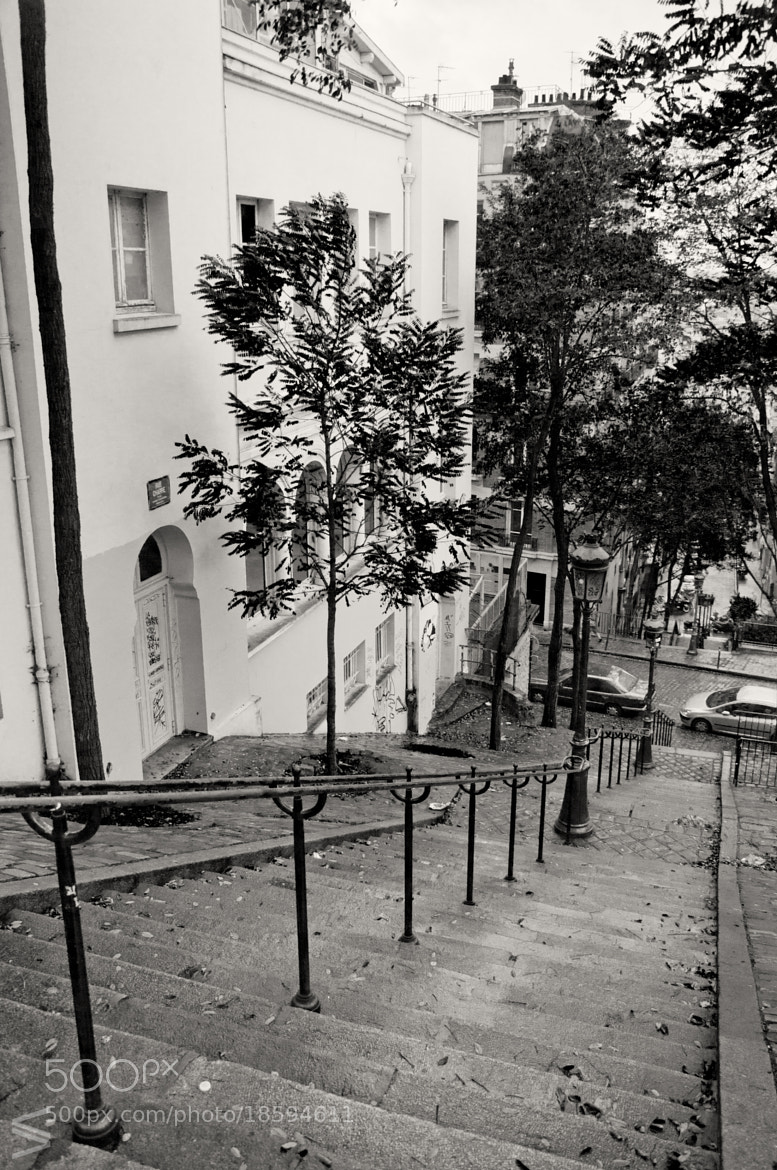 Photograph Montmartre  - Paris by Veronica Vascotto on 500px