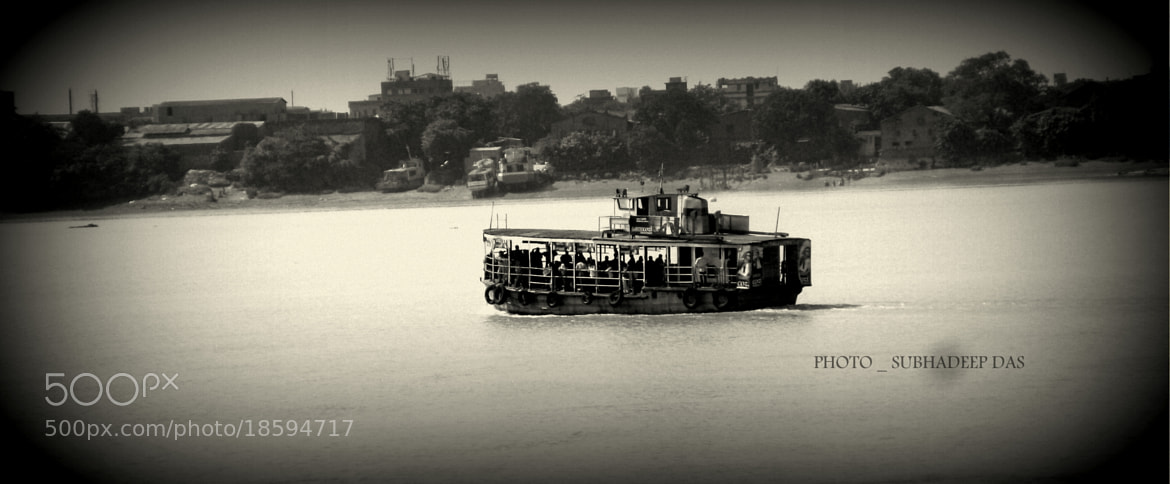 Photograph Launch journey (b&w) by SUBHA   on 500px