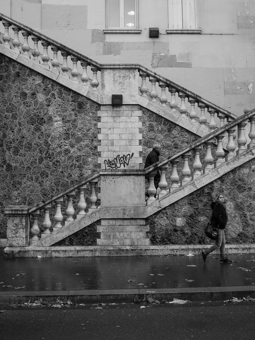 Photograph walking different ways // paris, france by Pamela Ross on 500px