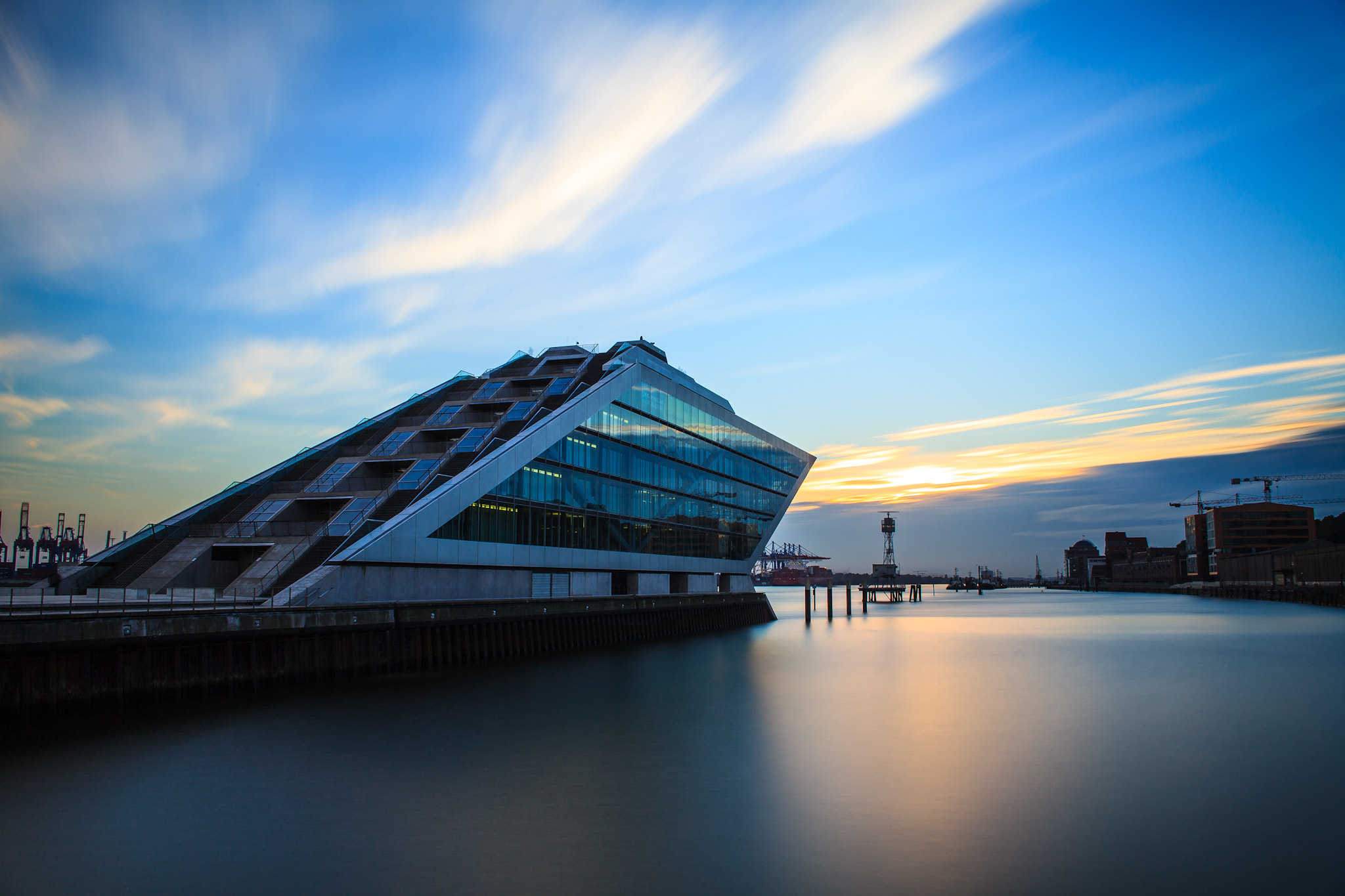 Photograph Calm Dockland by Marco Guerreiro on 500px