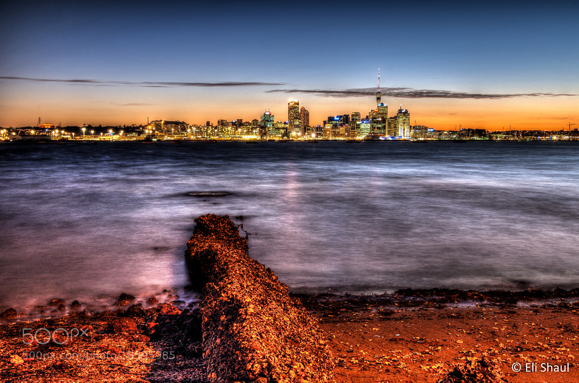 Photograph Auckland City HDR by Eli Shaul on 500px