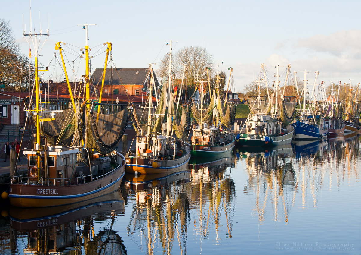 Photograph Greetsiel by Elias Näther on 500px