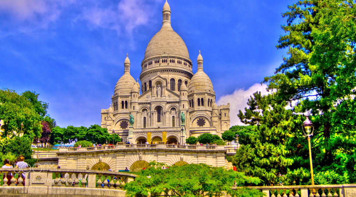 Photograph Sacre Coeur  by Mohammed Abdo on 500px