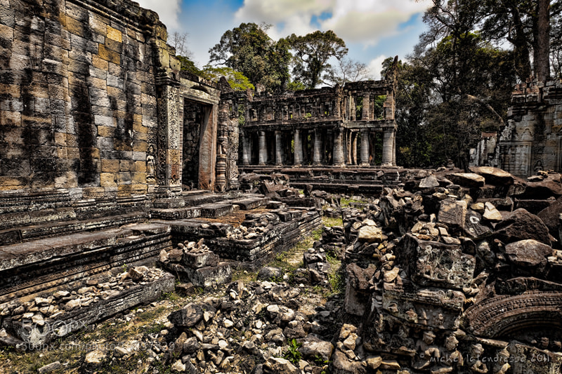 Photograph Ta Som, Angkor Wat National Park by Michel Latendresse on 500px