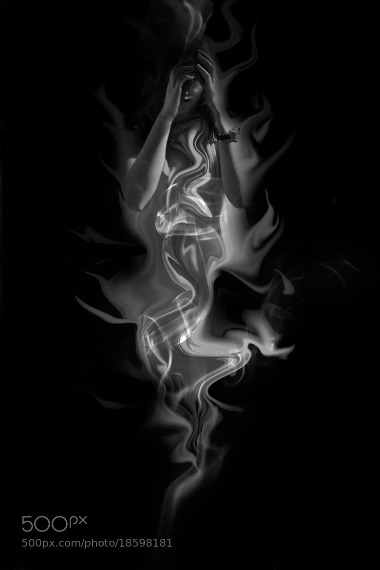 Photograph smoke by Рина Рей on 500px
