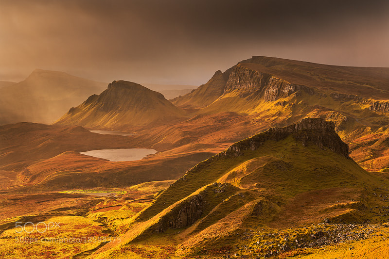 Photograph The Light Fantastic by Adam Burton on 500px