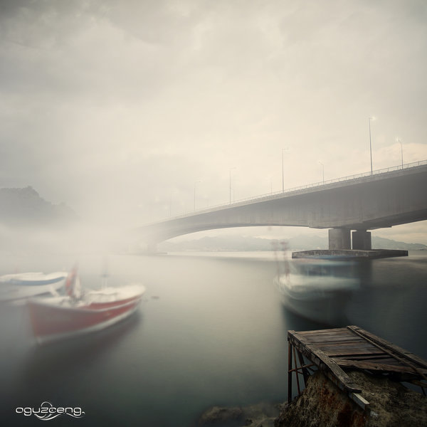 Photograph .: Bridge To Fog :. by Oguz Cengizhanoglu on 500px