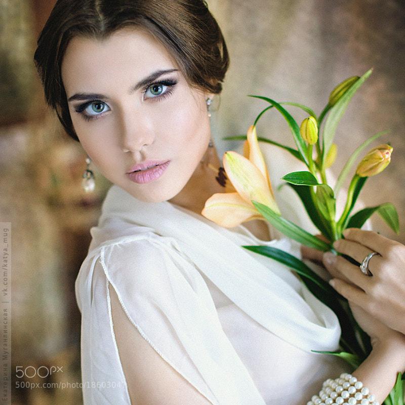 Photograph Rita by Ekaterina Muganlinskaya on 500px