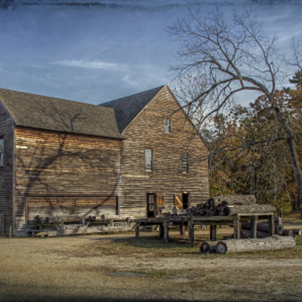 Batsto Saw Mill