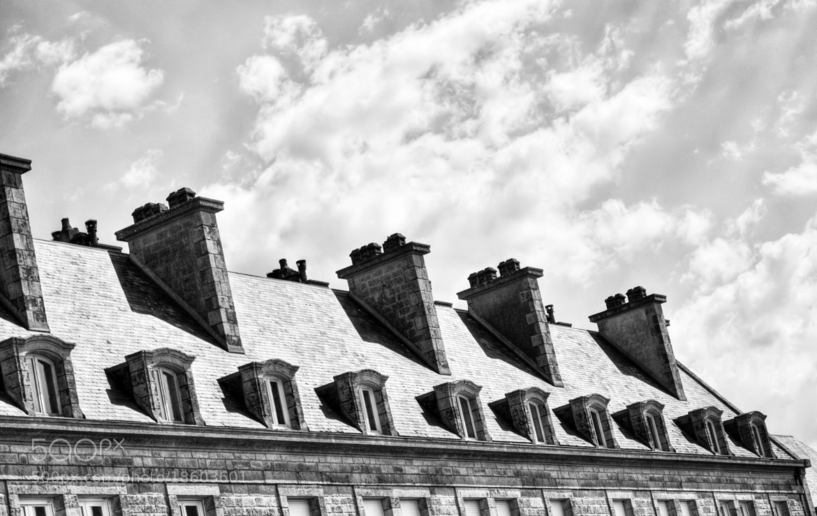 Photograph Architecture Malouine by Etienne Louis on 500px