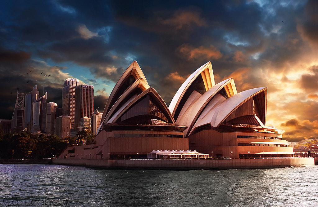 Photograph Sydney Opera House by Cal Redback on 500px