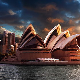 Sydney Opera House by Cal Redback (CalRedback)) on 500px.com