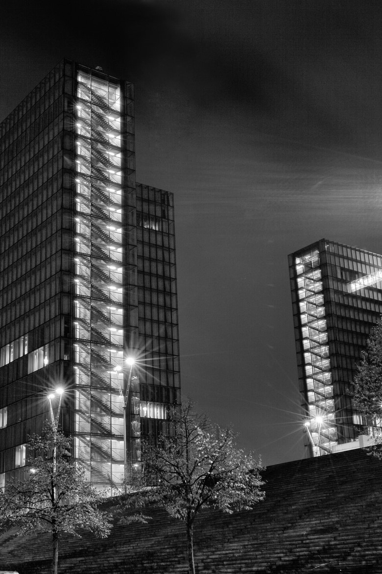 Photograph BNF - Paris by Arnaud  on 500px