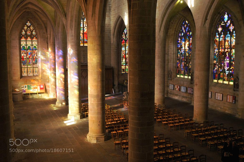 Photograph Eglise Saint Malo by Mahery Andrianaivoravelona on 500px