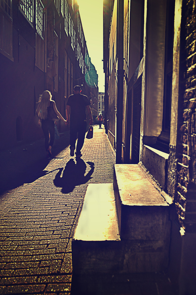 Photograph Amsterdam Couple by alona shevach on 500px