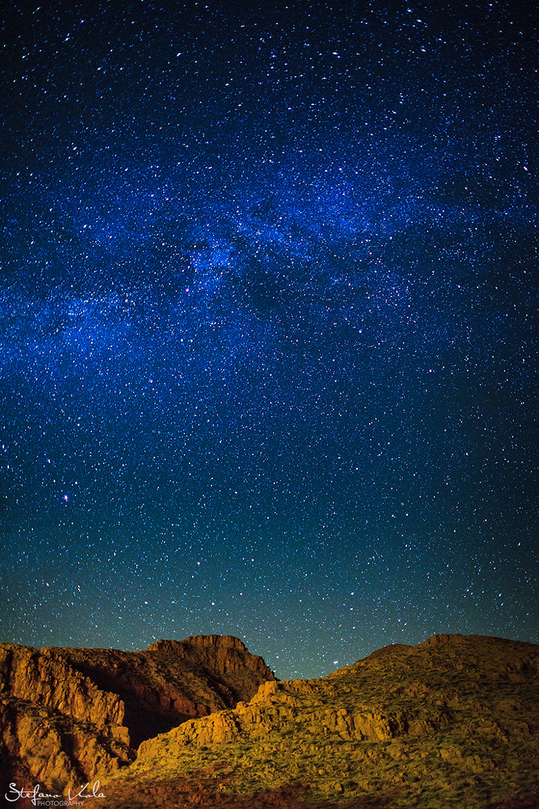 Photograph Night in Dades Gorges by Stefano  Viola on 500px