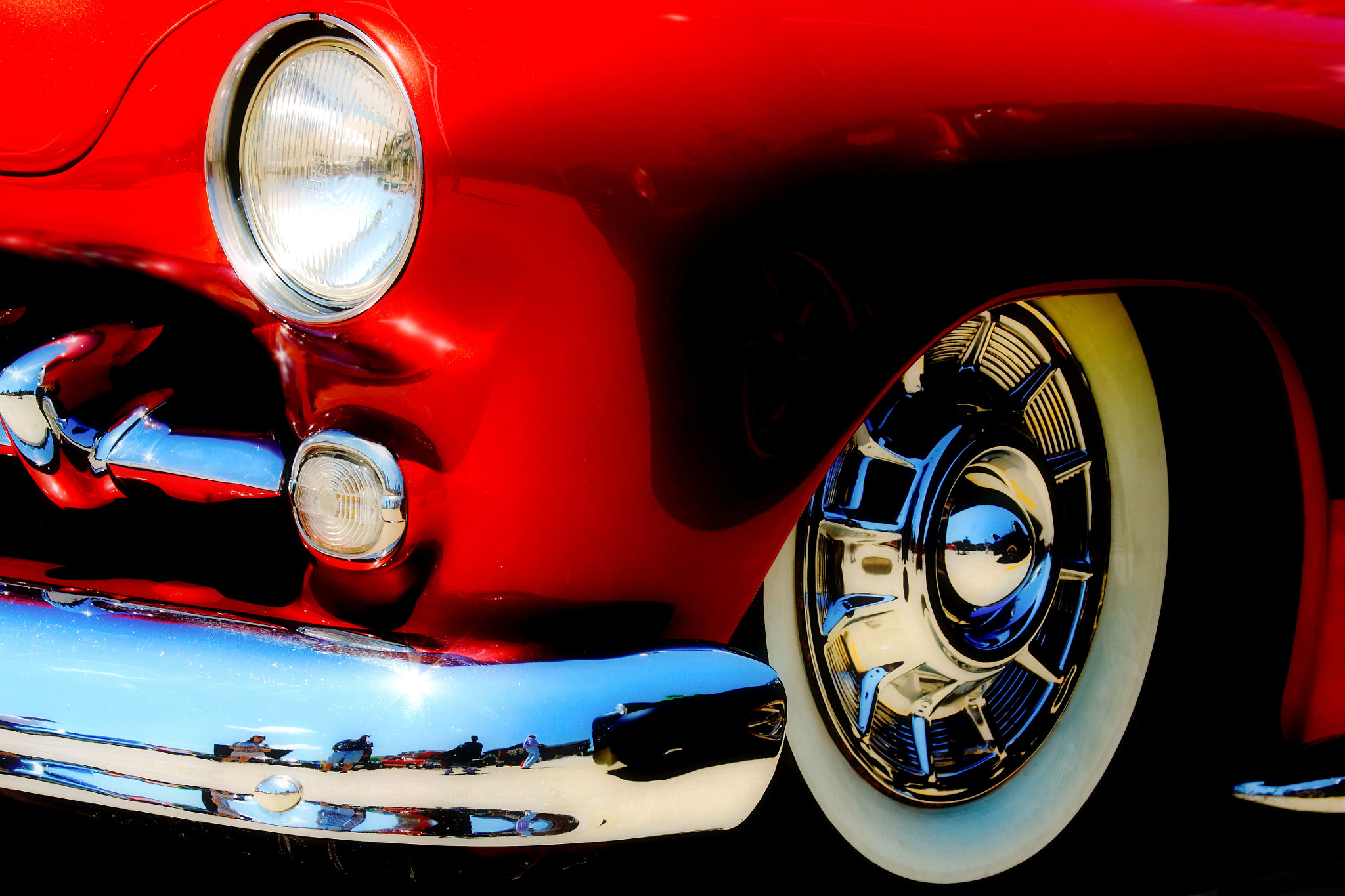 Photograph Merc wheel by Stuart  Baxter  on 500px