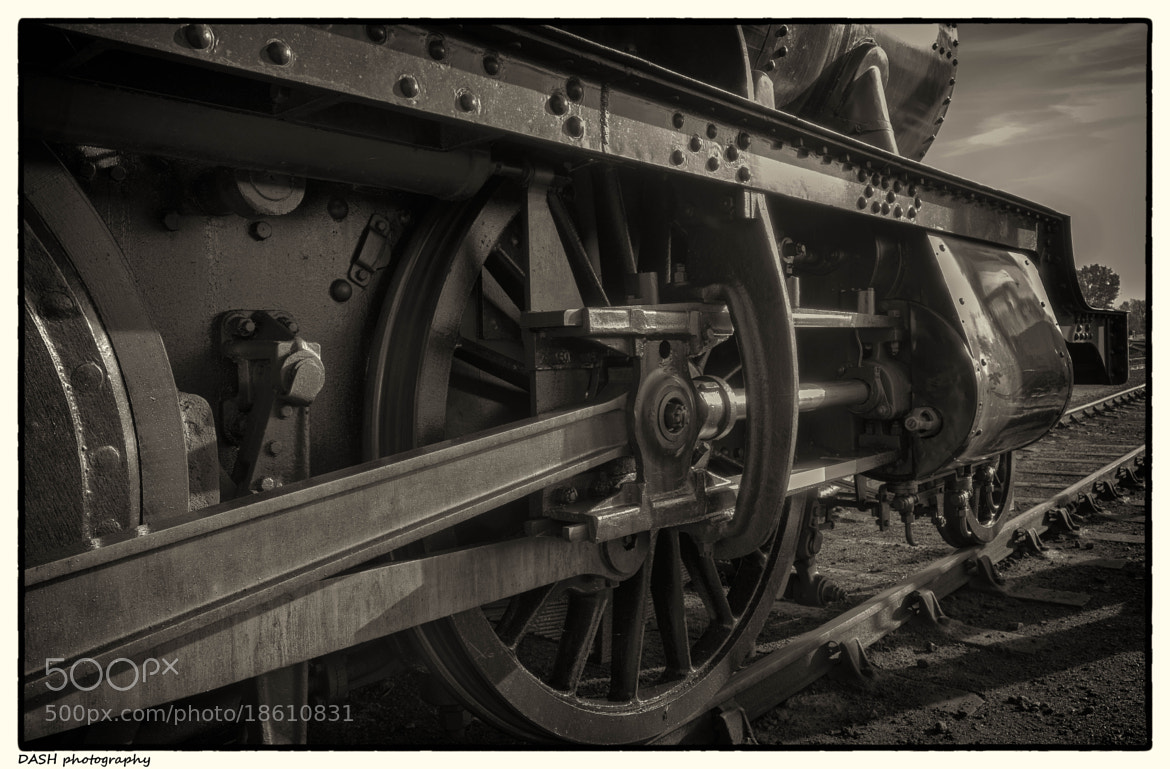 Photograph The Age of Steam by David Ash on 500px