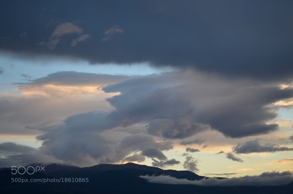 Photograph Clouds by Naya Avery on 500px