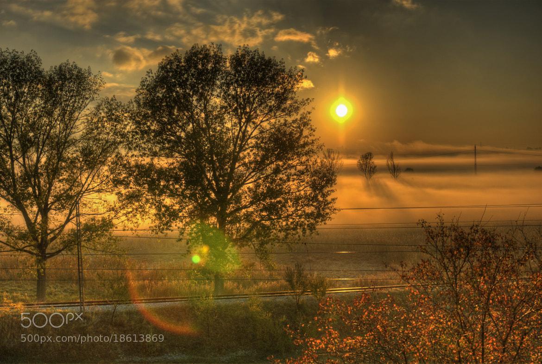 Photograph morning fog by Yanko Iler. Peyankov on 500px