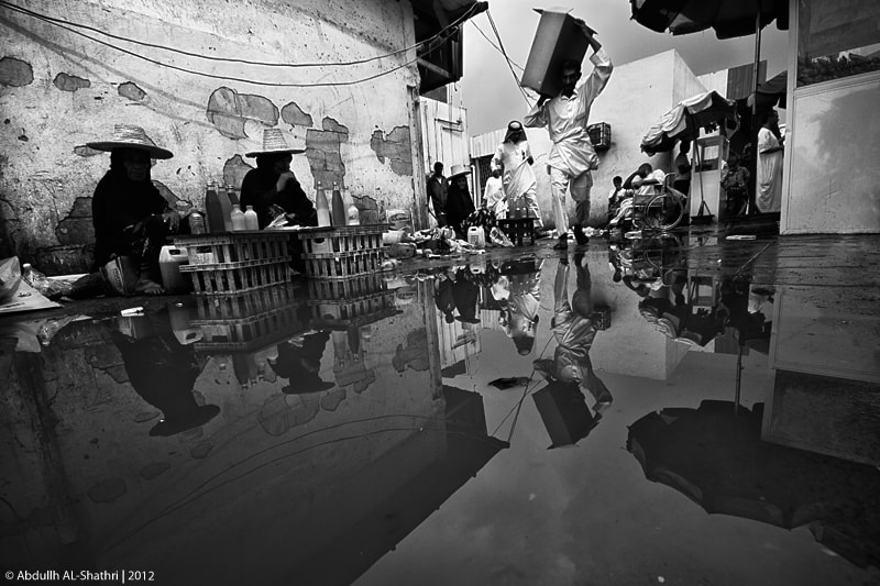 Photograph After the rain | by عبدالله الشثري on 500px