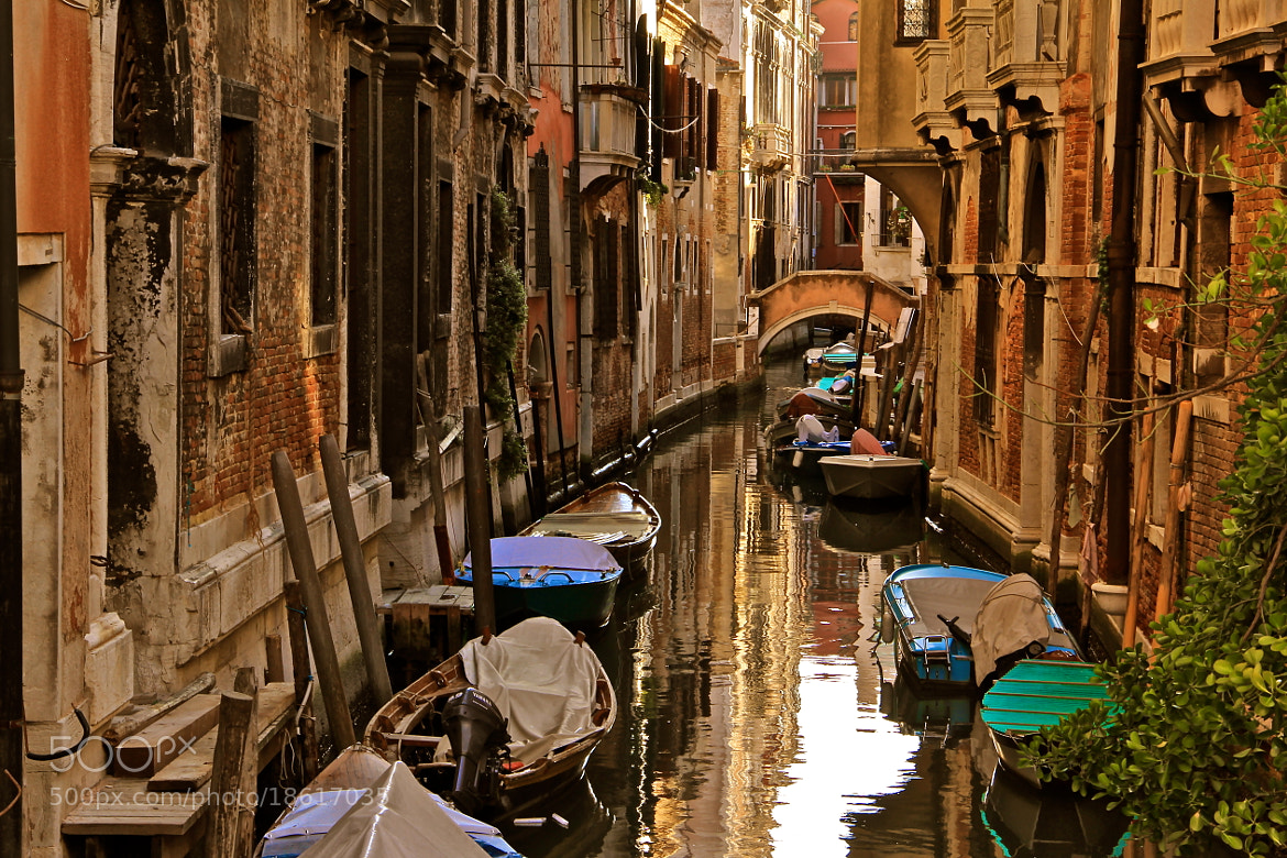 Photograph Venice by Poh Huay Suen on 500px