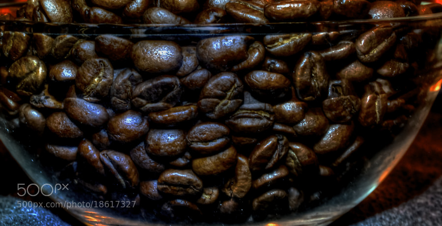 Photograph Coffee In A Bowl by Phil Donahue on 500px