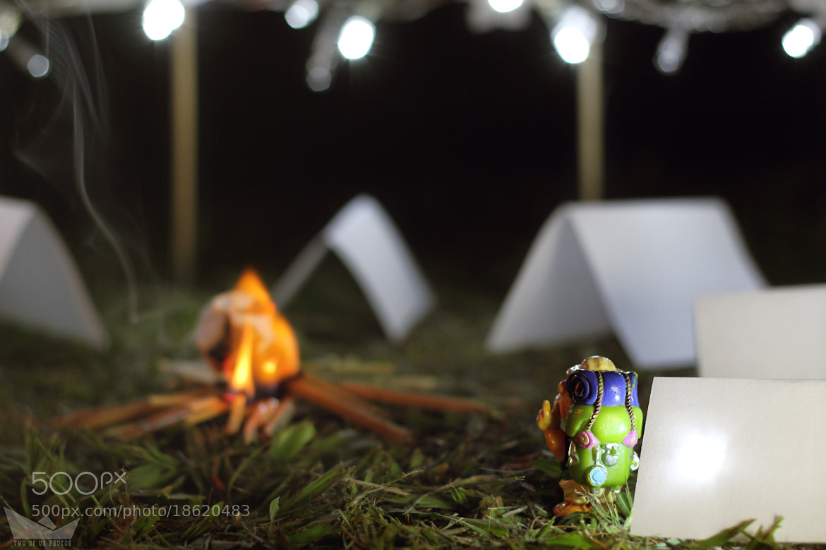 Photograph Camping at night... by Two of Us Photos on 500px