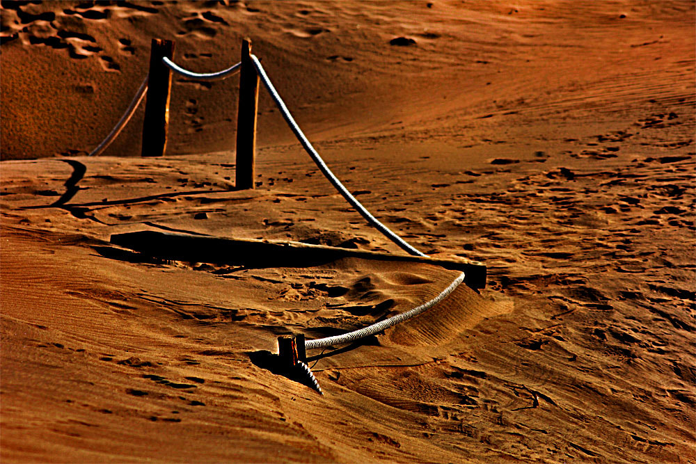 Photograph sand and more sand by arvid klokk on 500px