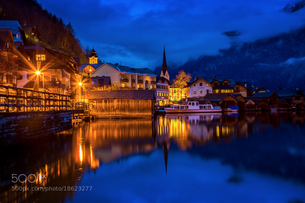 Photograph Hallstatt Nicescape by Arthit Somsakul on 500px