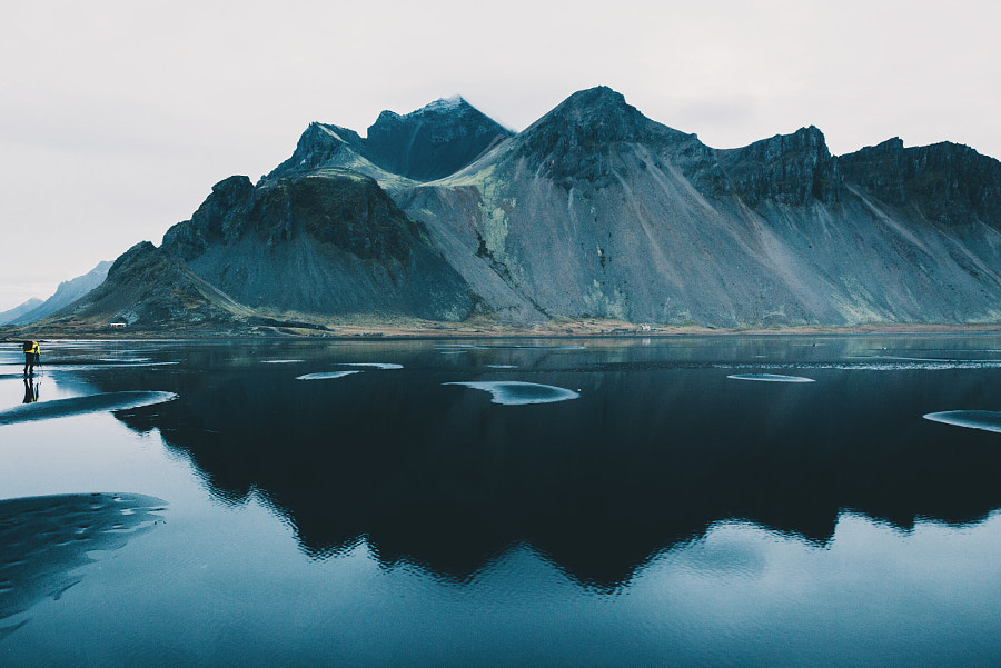 Stokness Reflections by Daniel Casson