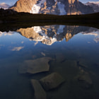 Alpine reflection