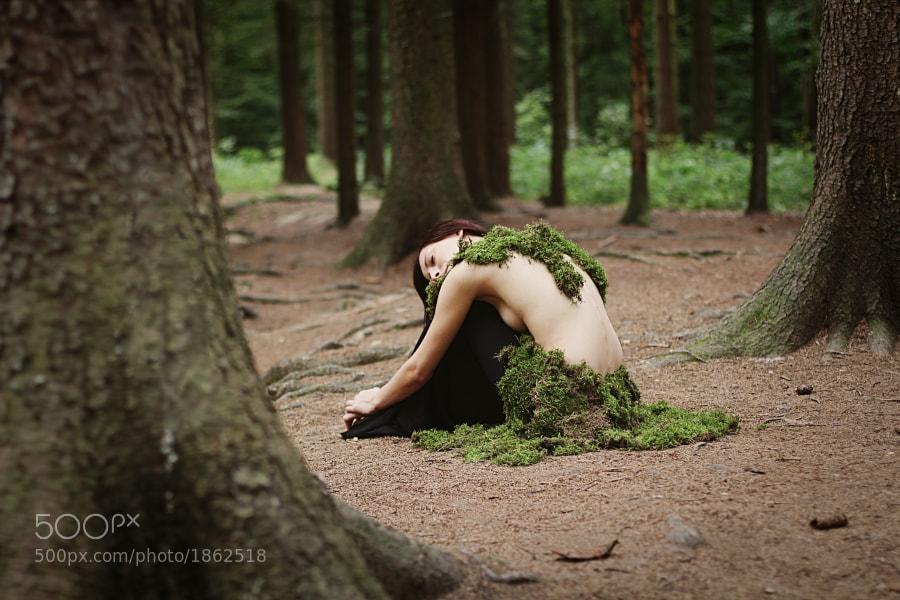 Photograph Justyna by Katja Kemnitz on 500px