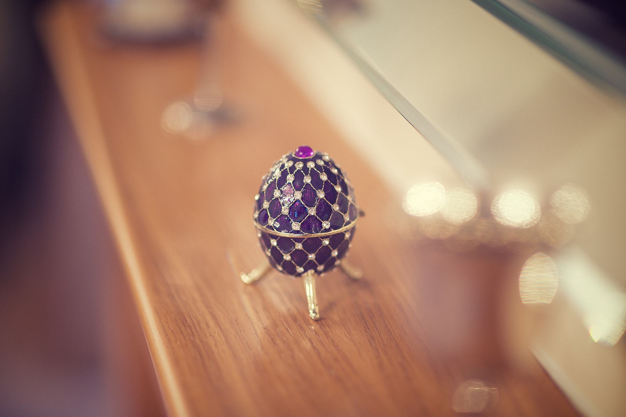 Photograph Faberge Egg by James Johnson on 500px