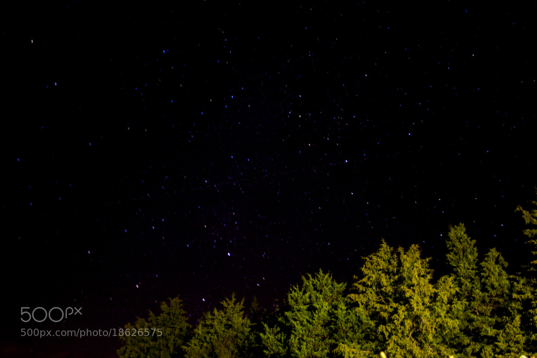 Photograph Night Sky by Caleb McKnight on 500px