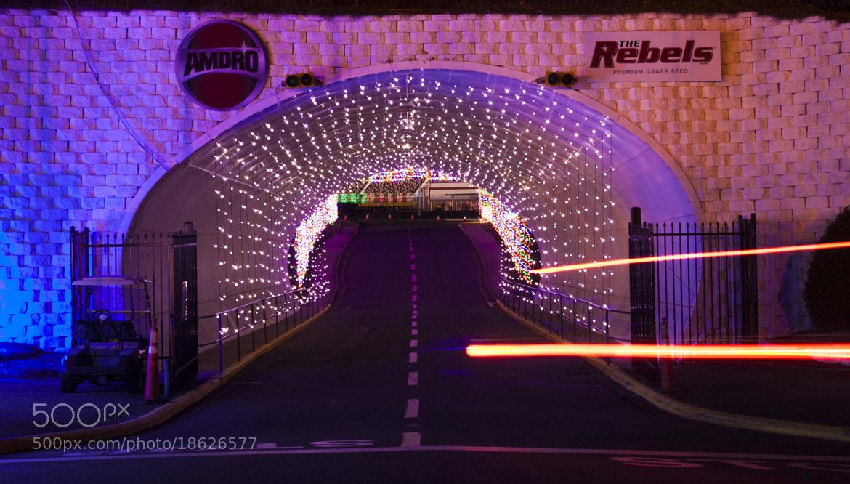 Photograph Light Tunnel by Caleb McKnight on 500px